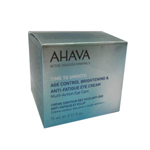 AHAVA Age Control Brightening Eye Cream 15ml Jar