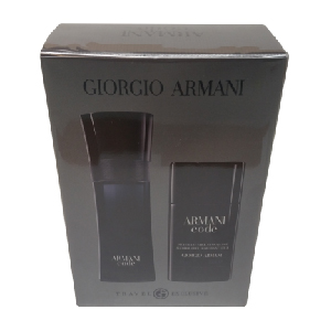 Armani Code For Men Edt Spray 75ml + Deodorant Stick Set