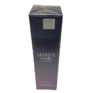 Armani Code Cashmere Edp Spray 75ml