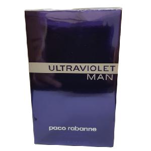 Paco Rabanne Ultraviolet Men EDT Spray 100ml 3.4oz