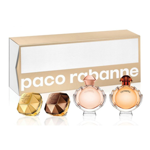 Paco Rabanne 4X5ml Miniatures For Women Set