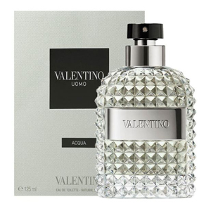 Valentino Uomo Acqua Edt Spray 125ml