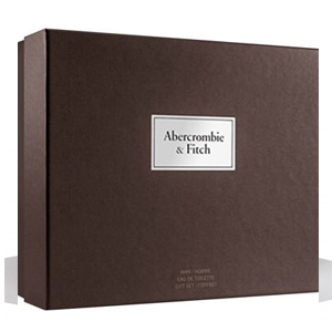 Abercrombie & Fitch First Instinct Men Edt 100ml + 15ml Set