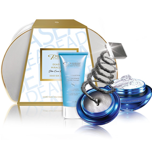 Premier Dead Sea Products Miracle Peeling Kit