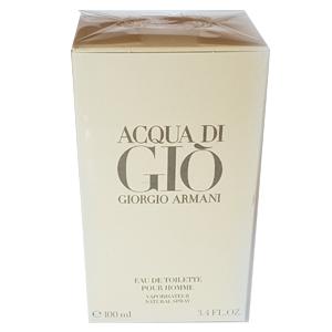 Giorgio Armani Acqua Di Gio For Men Edt 100ml