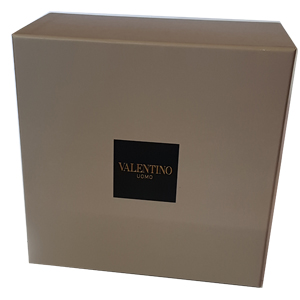 Valentino Uomo Set - Fragrance Black XS Edt 50ml + Shower Gel 50ml