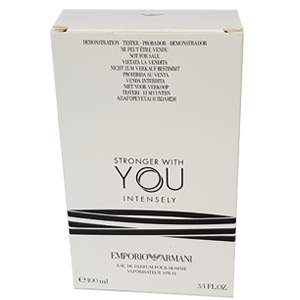 Emporio Armani Stronger with You Intensely Pour Homme Edp 100ml Tester