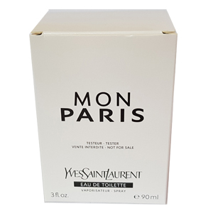 Yves Saint Laurent Mon Paris Edt 90ml Tester