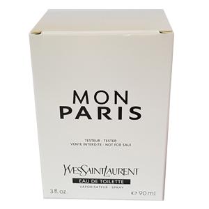 Yves Saint Laurent Mon Paris Edt 90ml Tester
