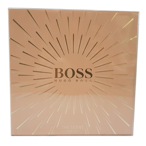 Hugo Boss The Scent Set For Her Edp 100ml + Body Lotion 200ml