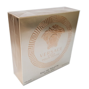 Versace Eros For Women Edt 100ml