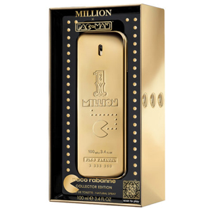 Paco Rabanne 1 Million Pacman Collector Edition Edt 100ml