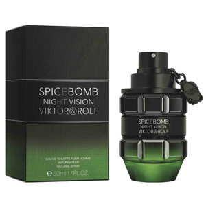 Viktor & Rolf Spicebomb Night Vision Edt 50ml For Men