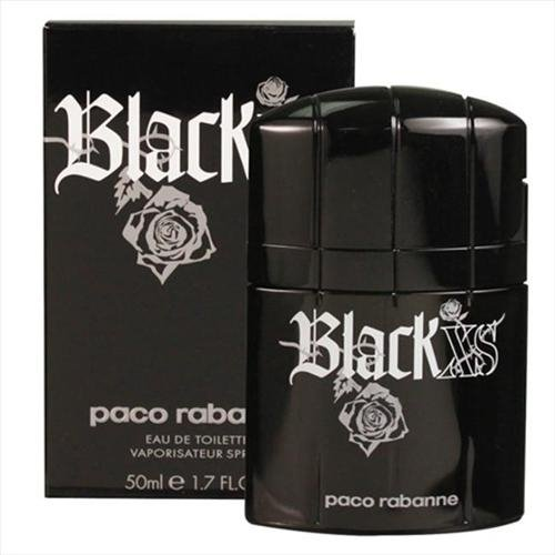Paco Rabanne Black XS For Men Edt 50ml