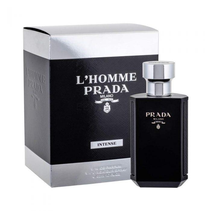 Prada L'Homme Intense Edp 50ml, 1.7oz For Men