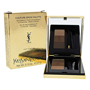 Yves Saint Laurent Couture Brow Palette All in 1 Eyebrow Kit 01 - Light to Medium - 3 Colours + Tweezers