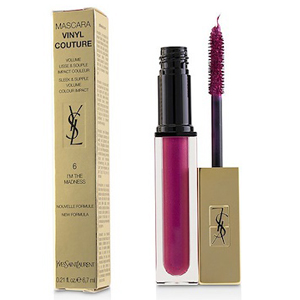 Yves Saint Laurent Mascara Vinyl Couture n.06 I'm the Madness Sleek & Supple Volume Colour Impact 6.7ml