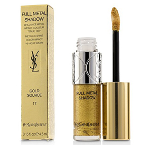 Yves Saint Laurent Full Metal Shadow 17 Gold Source - Metallic Shine Color Impact 4.5ml