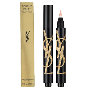 Yves Saint Laurent Touche Eclat Gold Attraction Edition Radiant Touch 01 Rose Lumiere Luminous Radiance 2.5ml