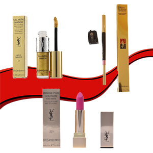 Yves Saint Laurent Cosmetics Dream Box 4  -  The Seductive Queen
