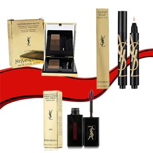 Yves Saint Laurent Cosmetics Dream Box 4  -  The Luxurious Princess