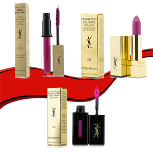 Yves Saint Laurent Cosmetics Dream Box 7  -  The Young And The Restless