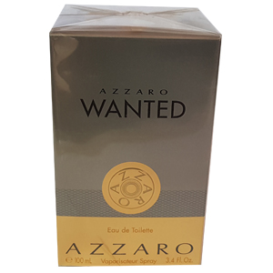 Azzaro Wanted by Loris Azzaro  Edt Spray 100ml for Men
