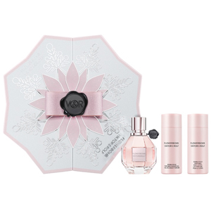 Viktor & Rolf Flowerbomb Edp - 3 Pieces Set 2019 For Women
