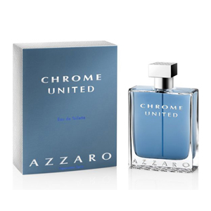 Azzaro Chrome United Edt Spray 100ml For Men