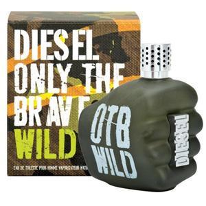 Diesel Only The Brave Wild Edt Spray 75ml For Men