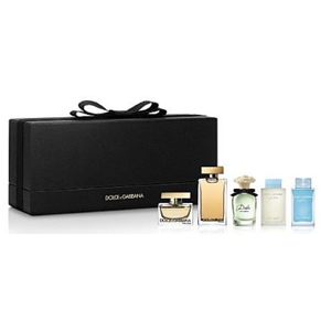 Dolce & Gabbana Set 5 Miniatures Women 2018