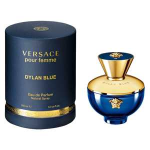 Versace Pour Femme Dylan Blue Edp 100ml For Women