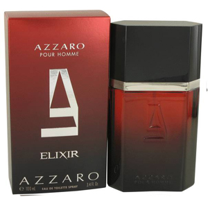 Azzaro Elixir Cologne Edt Spray 100ml For Men