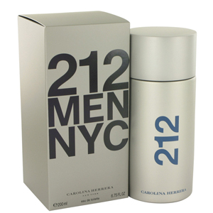 Carolina Herrera 212 Men Edt Spray 200ml