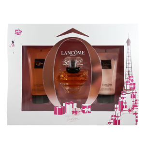 Lancome Tresor Set Edp 30ml + Body Lotion 50ml + Shower Gel 50ml