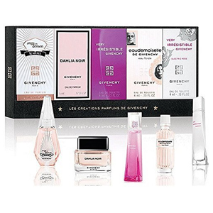 Givenchy Les Creations Parfums 5 Pieces For Women - Set