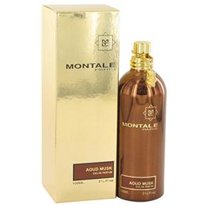 Montale Montale Aoud Musk Edp Spray 100ml Unisex