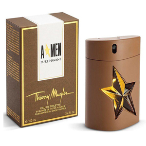 Thierry Mugler Amen Pure Havane Edt Spray 100ml For Men