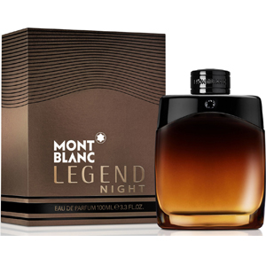 Montblanc Legend Night 100ml Edp For Men