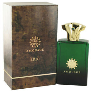 Amouage Epic Edp Perfume Spray 100ml For Men