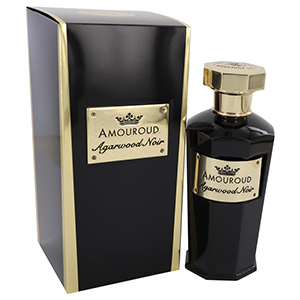 Amouroud Agarwood Noir Edp Perfume Spray 100ml Unisex