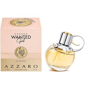Azzaro Wanted Girl Edp Perfume Spray 50ml