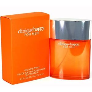 Clinique Happy For Men Edt Fragrance Spray 100ml