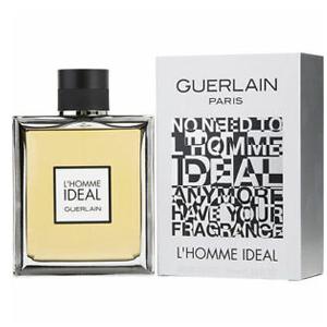 Guerlain L'Homme Ideal Edt Spray 150ml For Men