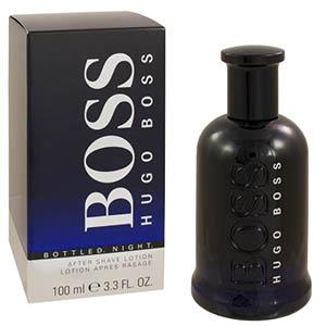 Hugo Boss Bottled Night After Shave Lotion For Men 100ml