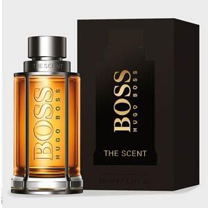 Hugo Boss The Scent Edt 100ml Cologne Spray For Men