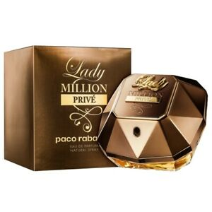 Paco Rabanne Lady Million Prive Edp 80ml Spay For Women