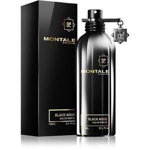 Montale Black Aoud Edp 100ml Perfume Spray Unisex