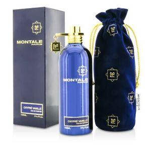 Montale Chypre Vanille Edp 100ml Perfume Spray Unisex