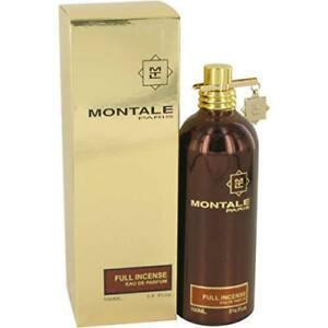 Montale Full Incense Edp 100ml Perfume Spray Unisex